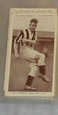 #28 G Mason Coventry City - Football Cigarette Card
