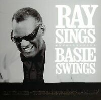 Ray Charles, Count Basie Orchestra - Ray Sings Basie Swings *** BRAND NEW CD ***