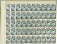 US SC 733 Byrd Antarctic Expedtn. 11 3c PANE OF 50 1933 MNH F/VF VF  sheet