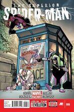 Superior Spider-Man #6 Marvel Now