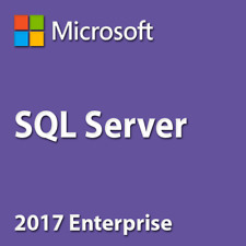 SQL Server 2017 enterprise 20 cores Unlimited Cal product key/30 SEC DELIVERY