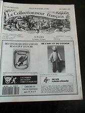 Le collectionneur Français N) 304 Les stylos de l'art et du cochon Barbizon