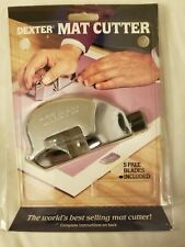 Dexter Mat Cutter - Vintage - Russel Harrington Cutlery 1988
