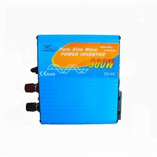 Zenot Power 300W Pure Sine Wave Power Inverter 12V To 240V AC With USB Socket