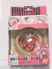Sailor Chibi Moon Prism Pink Sugar Heart Compact Locket BANDAI Japan Cosplay