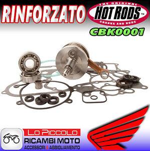 HONDA CR 80 R 1995 1996 1997 HOT RODS KIT REVISIONE MOTORE ALBERO + CUSCINETTI