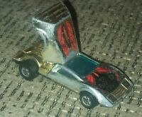 VINTAGE HOT WHEELS BUZZ-OFF THE GOLD ONE BLACKWALL flip back hood OLD CAR rare!