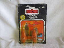 VINTAGE STAR WARS CARDED TWIN POD CLOUD CAR 1980 DIECAST