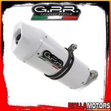SCARICO GPR CAN AM SPYDER 1000 GS 1000CC 2007-2009 OMOLOGATO/APPROVED CON KAT AL