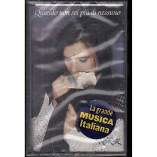 Renato Zero MC7 Quando Non Sei Piu' Di Nessuno / BMG Sigillata 0731454721844