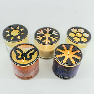 Nature-Themed Handcrafted Candle-Saver™ Brand Toppers! Helps Prevent Coring!