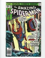 Amazing Spider-man #160 Marvel Comic Book 1976  9.2 NM-