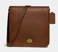 Coach Dylan 10 in Signature Canvas With Rexy by Guang Yu Crossbody 75762