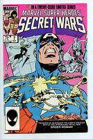 Secret Wars #7  NM Marvel Comic 1st Spider-Woman Marvel Super Heroes Amricons