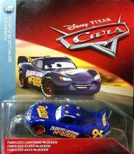 Disney Pixar Cars 3 Fabulous Lightning Mcqueen Diecast Mattel Florida 500 2018