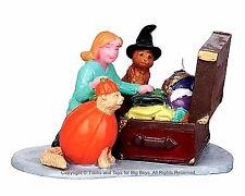 Lemax 42211 COSTUME KITTIES Spooky Town Figurine Retired Halloween Decor I