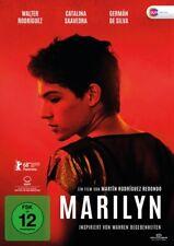 MARILYN-ORIGINAL KINOFASSUNG - RODRÍGUEZ,WALTER/SAAVEDRA,CATALINA   DVD NEU