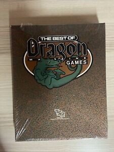 The Best Of Dragon Magazine Games D&D