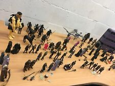 HARRY POTTER FIGURE BUNDLE LOT WANDS RARE LOTS TO CHOOSE FROM