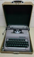 1959 Smith-Corona Sterling typewriter w/case, ribbon. RARE! Very Clean & WORKS!
