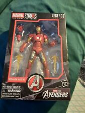 Marvel Comics Marvel Legends Studios First 10 years Iron Man Mark VII figure