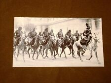 Il Fascismo in Italia Guerra d'Etiopia nel 1934 Carabinieri africani o d'Africa