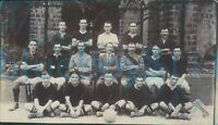 WW1 Brecknockshire Battalion A Company Football team Central India 1914