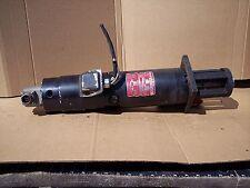 Industrial Drives DC Servo Motor TTB2-29360-1210-BA, Serial No. 89C141-67.