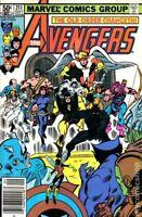 Avengers #211 (1981) Marvel Comics