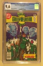 Tales of the Green Lantern Corps # 1 CGC 9.6 NM+ 1st Arisia DC Newsstand