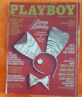 PLAYBOY MENS MAGAZINE DECEMBER 1980 TERRI WELLES GEORGE C SCOTT INTERVIEW