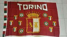BANDIERA TORINO FC drapeau flag no ultras GRANATA TORO scudetto 1975/1976