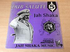 Jah Shaka & Twinkle Brothers/Dub Salute 5/1996 Jah Shaka Music LP