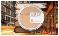 MAYBELLINE SuperStay Full Coverage Powder Foundation Makeup CHOOSE YOUR COLOUR