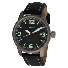 Relojes de pulsera titanio automáticos resistente al agua