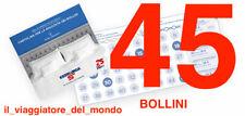 """45 Bollini Punti ESSELUNGA """"COLLEZIONE A LETTO"""" Rivolta Carmignani 2020"""