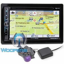 PRECISION POWER PVN.702HB CD DVD GPS BLUETOOTH NAVIGATION 300W AMPLIFIER STEREO