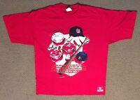 St. Louis Cardinals T-Shirt Adult Size XL Genuine MLB Baseball Merchandise USA