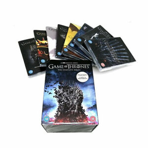 Game of Thrones Seasons 1-8 - The Complete Series (DVD)