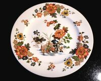 Beautiful Wedgwood Eastern Flowers Lunch Plate