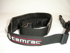 TAMRAC Quick release camera NECK STRAP, Black, with lug rings  #3862