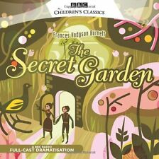The Secret Garden (BBC Children's Classics) New Audio CD Book Frances Hodgson Bu