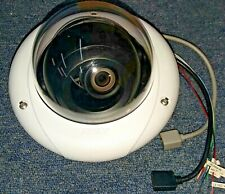 Used Pelco IEE20DN Sarix Extended Platform IE Fixed Outdoor Dome IP Camera