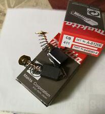 2pcs/set,Carbon Brush for Cb-411 Makita 3709 6922NB JN1601 9533BL MT370 MT910