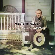 WESTERNHAGEN - Das Pfefferminz-Experiment (Woodstock-Recordings), 1 Audio-CD