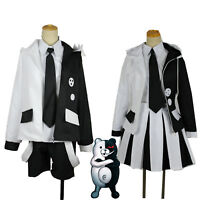 Danganronpa 2 The End Of Hope College The Cold Blooded Monokuma Cosplay Costumes
