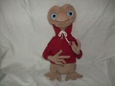 """Universal Studios ET The Extra Terrestial 16"""" Tall In Red Hoodie"""