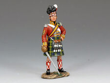 KING AND COUNTRY Gordon Highlanders Sergeant Major NA212