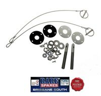 FORD FALCON XW GT BONNET PIN SET WILL FIT OTHER MAKES AND MODELS