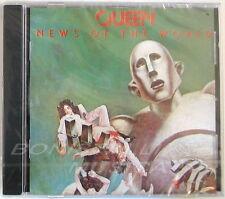 QUEEN - NEWS OF THE WORLD - CD Sigillato EMI - NO EDICOLA